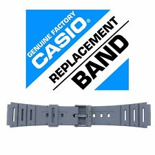 Casio 71604130 Genuine Factory Resin Band, Fits CA-53W-1 and others