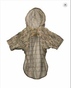 CAPE GHILLIE SNIPER MULTICAM