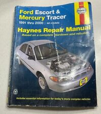 1995 ford escort free guide