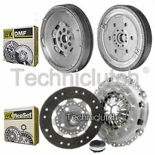 LUK 3 PART CLUTCH AND LUK DMF FOR PEUGEOT EXPERT PLATFORM/CHASSIS 2.0 HDI 120
