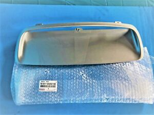 GENUINE TOYOTA 76181-35050-B2 TACOMA (05-11) HOOD SCOOP/COLOR SILVER