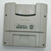 Super Game Boy for Nintendo Super Famicom NTSC-J Japanese TESTED
