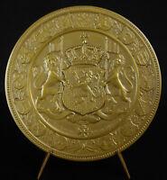 Medal of Koninklijke Kiring God Aan Hr Emile of Groote Belgium Belgium Medal