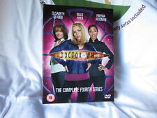 Doctor Who The Complete Fourth Series 4th Forth (6 discs) series 4 season 4 Four