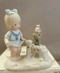 """Mabel Lucie Attwell, memories of yesterday 1993 """"Do be friends with me""""  New"""