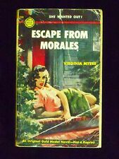 Gold Medal 320 ESCAPE FROM MORALES