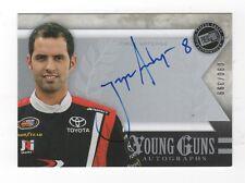 Jorge Arteaga AUTOGRAPH 2012 Press Pass NASCAR Mexican Series RACING AUTO Card