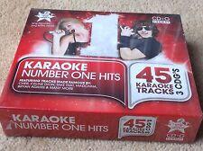 KARAOKE Number 1 HITS ( 3 CDG'S PACK )