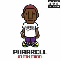 PHARRELL In My Mind CD BRAND NEW Pharrell Williams