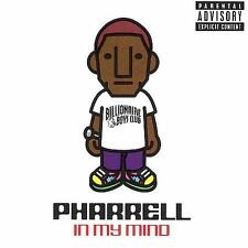 In My Mind [Target Exclusive] [PA] by Pharrell Williams (CD, Jul-2006, Interscop