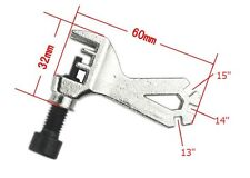 BMX Mountain Bike Chain Breaker Bicycle Splitter Cutter Remover Spoke Wrench