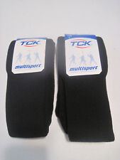 Lot Of (2) Pair Franklin Youth Peewee Soccer Socks Navy Blue Sock Size 7-8.5 New