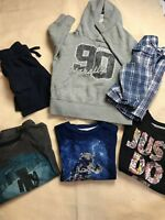 Mixed 6  piece Lot Of BOYS clothing Size 4/5 Preowned. D1