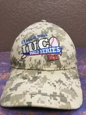Alpine Bank Juc World Series Camo Camouflage JUCAA Baseball Cap Hat