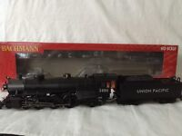 Bachmann #52805 HO Scale Union Pacific Alco 4-6-2 USRA Light #2880 DCC Sound