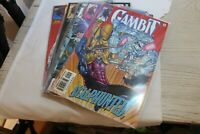 Marvel Comics Gambit #9-16 LOT! ALL BOOKS NM! FREE SHIPPING!