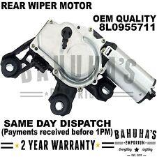 REAR WIPER MOTOR FOR AUDI A3 8L1 A4 B5 A6 ALLROAD VW PASSAT B5 8L0955711 **NEW**