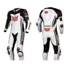 **New* BLS Moto MotoGP 1 Teiler Motorrad Racing Lederkombi