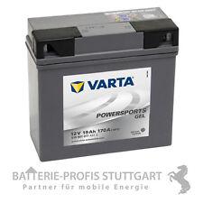 VARTA Powersports Motorradbatterie Gel 12V 19Ah BMW ABS 519901