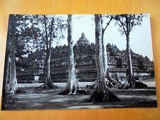 OLD PPC: INDONESIA~JAVA~BOROBUDUR~ca 1930