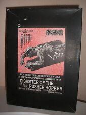 FEWTURE MODELS DISASTER OF THE PUSHER HOPPER ORIGINAL FACTORY SEALED PARTS RARE
