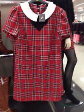 Atmosphere Short Sleeve Checked Dresses for Women