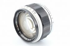 Canon 50mm f/1.2 f1.2 Rangefinder Lens for Leica Screw Mount LTM L39 from JAPAN