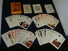 Old Original Gypsy Witch Fortune Telling Cards Tarot COMPLETE! NEVER PLAYED!