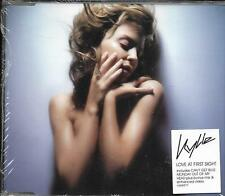 MAXI CD SINGLE MULTIMEDIA 3T KYLIE MINOGUE LOVE AT FIRST SIGHT CD1 NEUF SCELLE