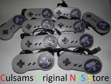 10 SNES USB Controller Super Nintendo Classic Style PC MAC Raspberry Pi Retro PI