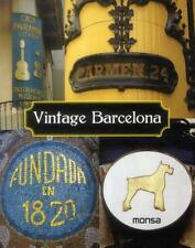 vintage Barcelona Martinez  Patricia Occasion Livre