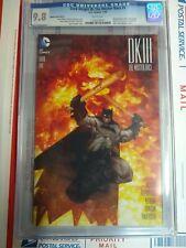 Dark Knight III: The Master Race #1 CGC 9.8 M&M variant