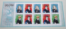 Harry Potter stamp presentation pack France 2007 Rare! LOW LOW price!!