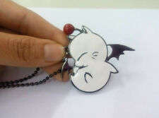 Final Fantasy XI Figure Baby MOG MOOGLE Necklace Pendant Cute Gift