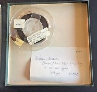 Advertising Reel - Roman Meal Meat Loaf Mix - March 1968 ~ Audio reel