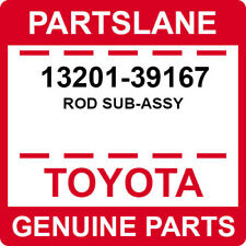 13201-39167 Toyota OEM Genuine ROD SUB-ASSY