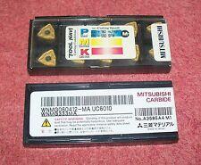 MITSUBISHI   CARBIDE INSERTS    WNMG 333 MA      GRADE  UC6010     PACK OF 10