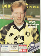 BL 92/93 Borussia Dortmund - VfL Bochum