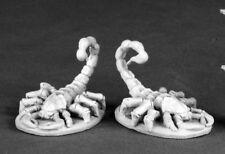 Dust Scorpions Reaper Miniatures Dark Heaven Legends Vermin Insect Bugs Monster
