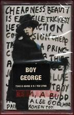 BOY GEORGE Cheapness and Beauty MC nuova sigillata