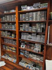 Massive Video Game Collection - NES SNES N64 GameCube PS1 Dreamcast - No Reserve