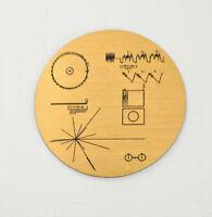 NASA Voyager Golden Record magnet - Made in Australia