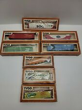 Tyco Ho Scale Slot Cars And Locomotive Collection