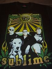 SUBLIME EVERYTHING UNDER THE SUN Band Long Beach T-Shirt SMALL NEW