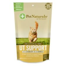 Pet Naturals UT Support for Cats (60 chews)
