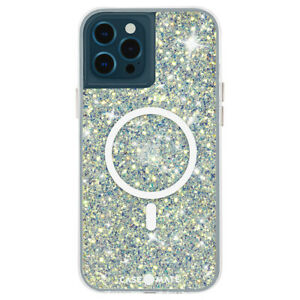 Case-Mate Twinkle Magsafe Case Cover Protection for iPhone 12 Pro Max Stardust