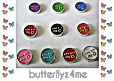 * You Are My Sunshine * Floating Charm (U CHOOSE COLOR)For Living Memory Lockets