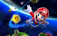 Mario Canvas Wall Art Picture Print ~ VARIOUS SIZES
