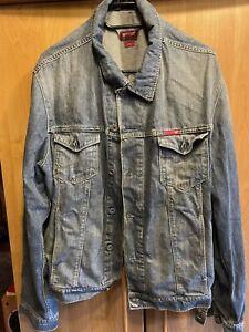 Jeans-Jacke, Mustang, XL, Jeansjacke