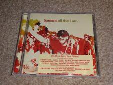 CD ALBUM - SANTANA - ALL THAT I AM